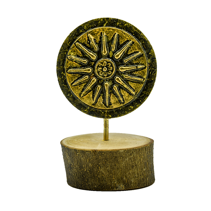 Vergina sun Greek culture luxury gift