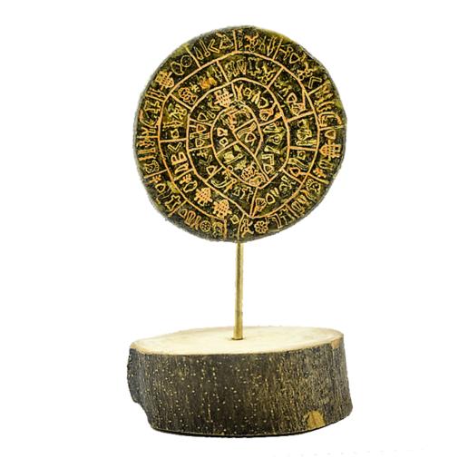 phaistos disc Greek heritage ancient artifact