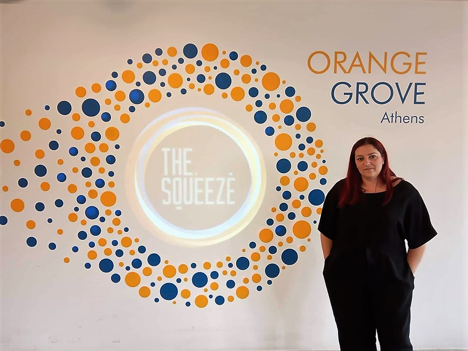 Orange Grove incubator distinction