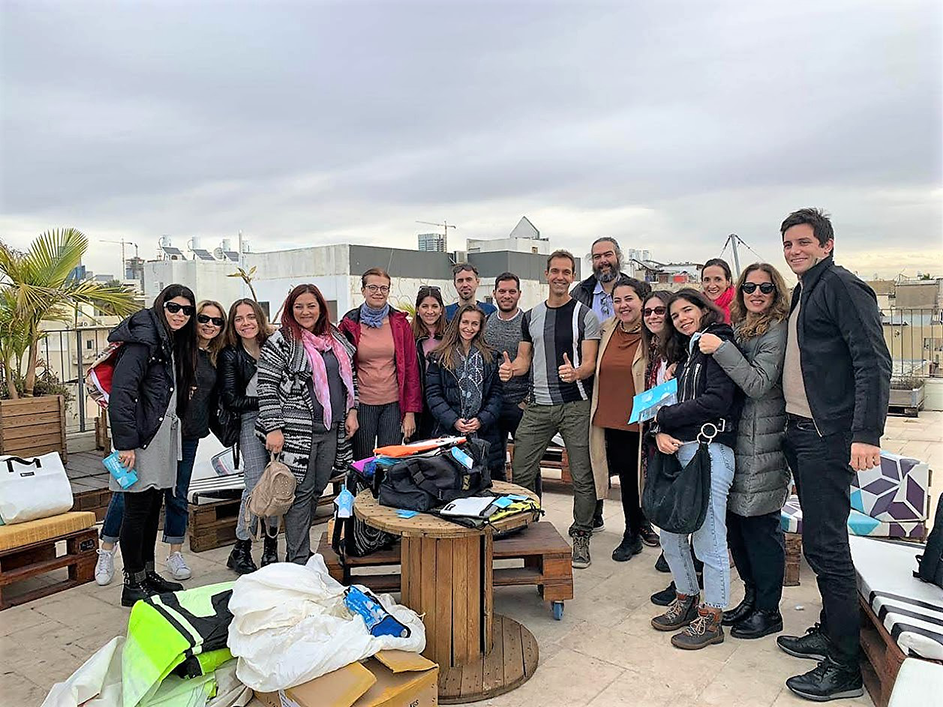 social entrepreneurship Israel Mashav program