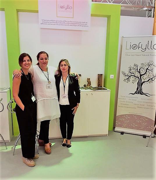 Exhibition - Global Agripreneurs Summit - Greek startup